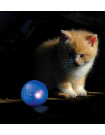 Petstages Piłka Migotka dla kota PS386