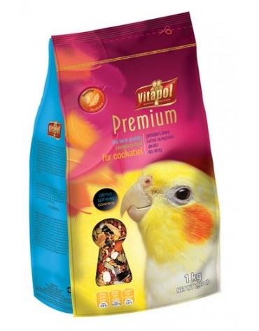 Vitapol Premium Nimfa 1kg [0222]