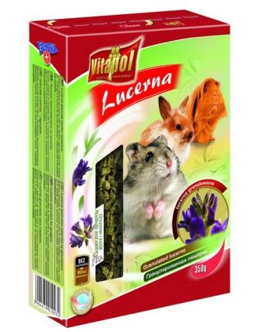 Vitapol Lucerna granulowana dla gryzoni 350g / 600ml [1003]