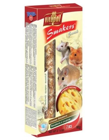 Vitapol Smakers dla gryzoni - serowy 2szt [1118]