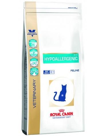 Royal Canin Veterinary Diet Feline Hypoallergenic 2,5kg