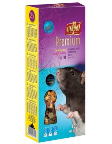 Vitapol Smakers Premium dla szczura 100g [1557]