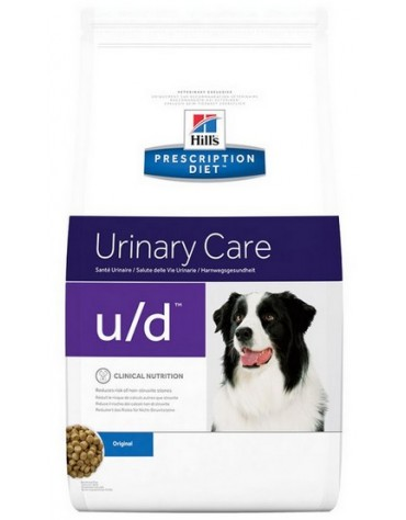 Hill's Prescription Diet u/d Canine 5kg