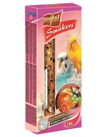 Vitapol Smakers dla papugi falistej - owocowy 2szt [2108]