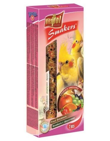 Vitapol Smakers dla nimfy - owocowy 2szt [2206]