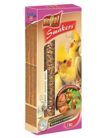 Vitapol Smakers dla nimfy - orzechowy 2szt [2207]
