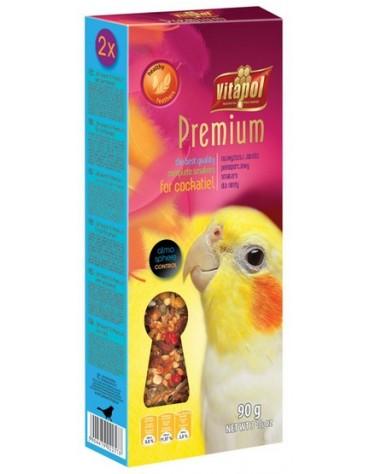 Vitapol Smakers Premium dla nimfy 2szt [2257]