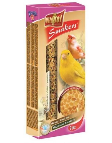 Vitapol Smakers dla kanarka - miodowy 2szt [2506]