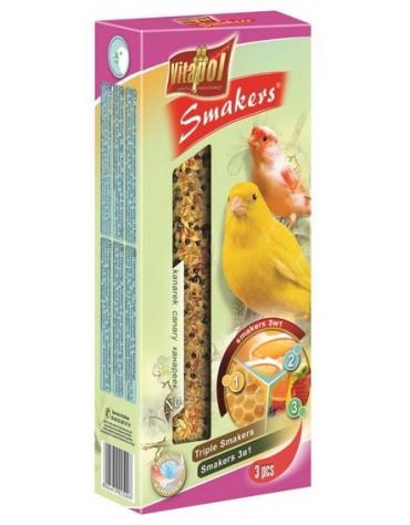 Vitapol Smakers dla kanarka - mix 3szt [2509]