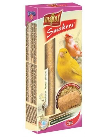 Vitapol Smakers dla kanarka - biszkopt z sezamem 2szt [2515]