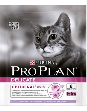 Purina Pro Plan Cat Delicate Optirenal 400g