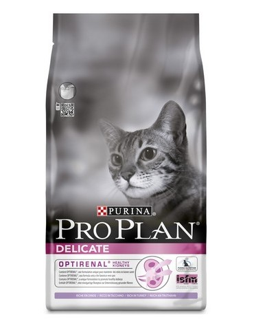Purina Pro Plan Cat Delicate Optirenal 1,5kg