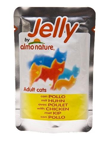 Almo Nature Jelly Kot - Kurczak saszetka 70g [5057]