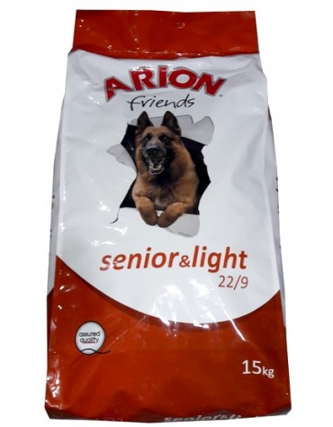 Arion Friends For Ever Senior/Light 22/9 15kg