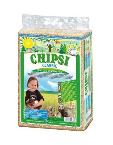 Chipsi Classic Ściółka 60L / 3,2kg