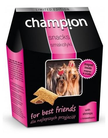 DermaPharm Champion Smakołyki dla przyjaciół - z krewetkami 50g