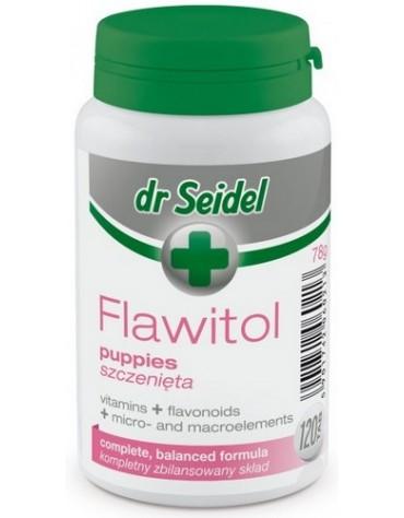 Dr Seidel Flawitol dla szczeniąt 120 tabl.