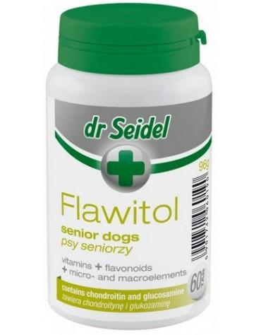 Dr Seidel Flawitol dla psów seniorów 60 tabl.