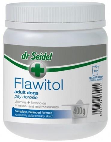 Dr Seidel Flawitol dla psów dorosłych - proszek 400g