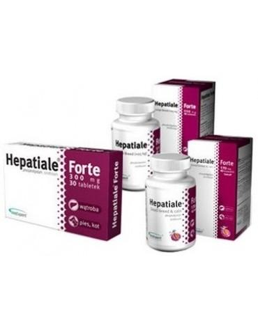 Hepatiale Forte Large Breed (duże psy) 40 tabl.