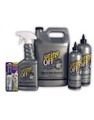 Urine Off Cat & Kitten Formula - do usuwania plam moczu 500ml