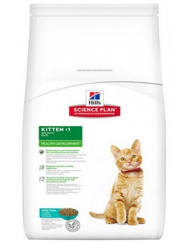 Hill's Feline Kitten Tuna Healthy Development 2kg