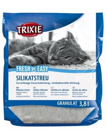 Trixie Fresh'n'Easy Granulat żwirek silikonowy dla kota 3,8L