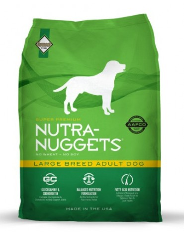 Nutra Nuggets Adult Large Breed Dog 15kg