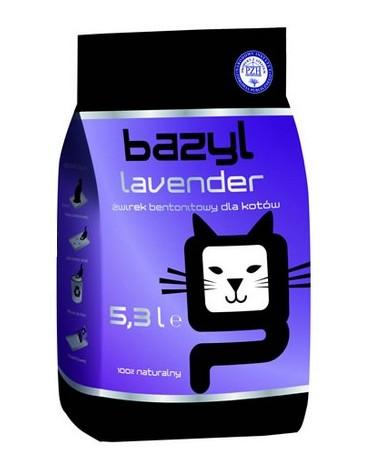 Bazyl Lawenda 5,3L