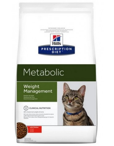 Hill's Prescription Diet Metabolic Feline 1,5kg