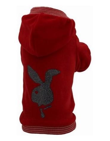 Grande Finale Bluza czerwona Bunny rozmiar 4 [B12]
