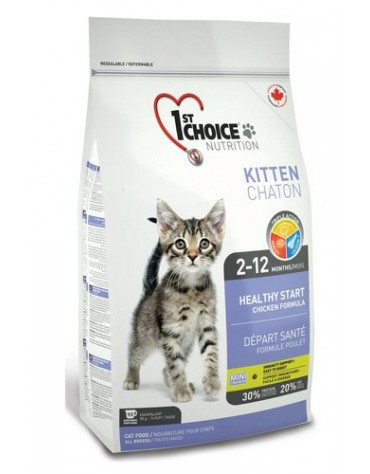 1st Choice Kitten Cat Healthy Start 5,44kg