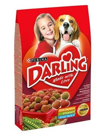 Purina Darling Dog Wołowina z warzywami 15kg