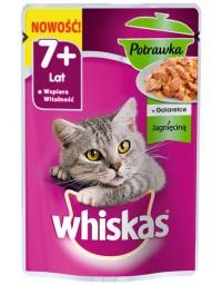 Whiskas Potrawka w galaretce z jagnięciną saszetka 85g