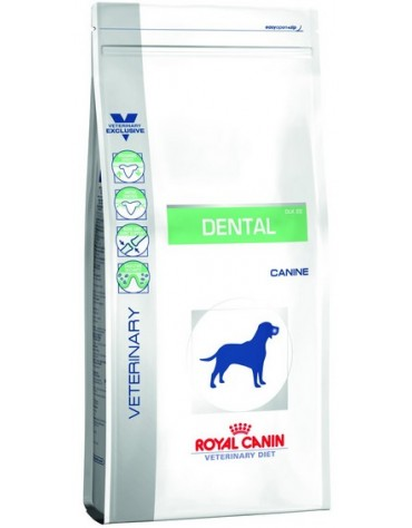 Royal Canin Veterinary Diet Canine Dental DLK22 14kg
