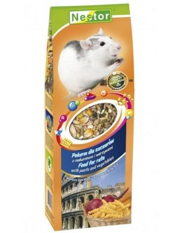 Nestor Pokarm Szczur makaron, warzywa 700ml