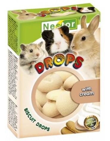 Nestor Dropsy dla gryzoni śmietankowe