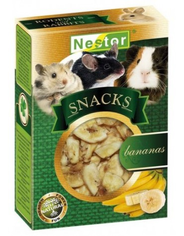 Nestor Snacks - banany