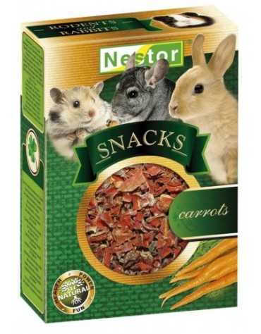 Nestor Snacks - marchewka