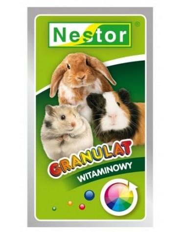 Nestor Granulat witaminowy dla gryzoni