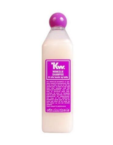 KW Szampon z olejkiem norkowym 500ml