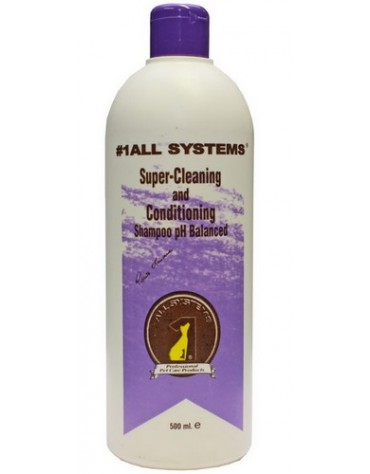 1 All Systems Super-Cleaning and Conditioning Shampoo 250ml