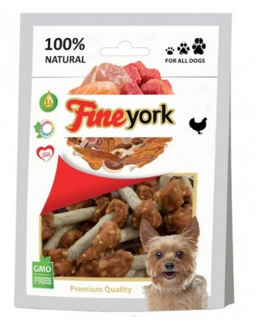 Prozoo Fine York Bone Snack 80g [10794S]