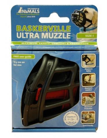 Baskerville Kaganiec Ultra-1 czarny