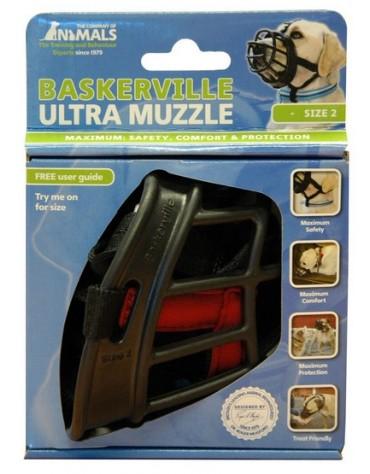 Baskerville Kaganiec Ultra-2 czarny