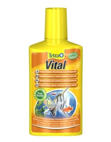 Tetra Vital 250ml - witaminy i minerały w płynie