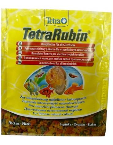 Tetra Rubin - pokarm wybarwiający dla ryb słodkowodnych 12g saszetka