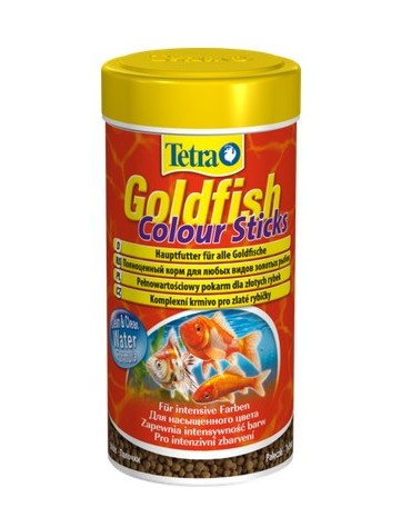 Tetra Goldfish Colour Sticks 250ml