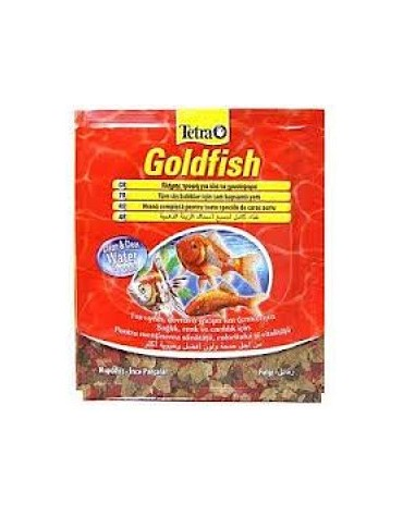 Tetra Goldfish 12g saszetka