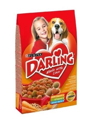 Purina Darling Dog Drób z warzywami 15kg